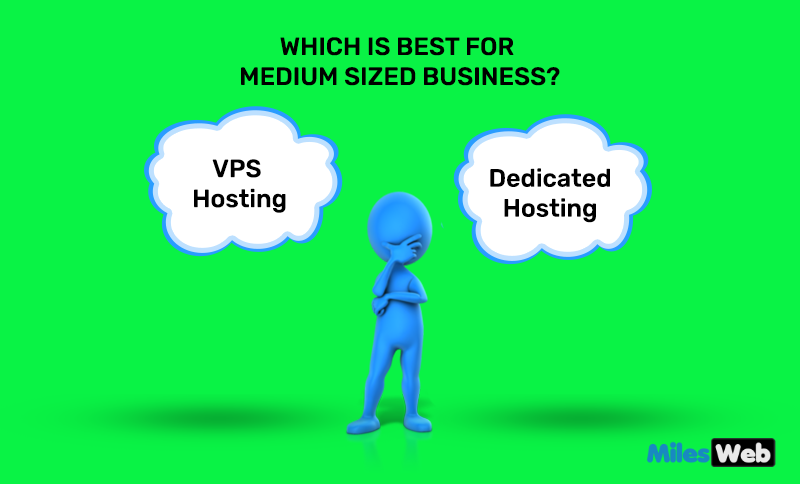 VPS Vs Dedicated Hosting | Which is best for medium sized business?